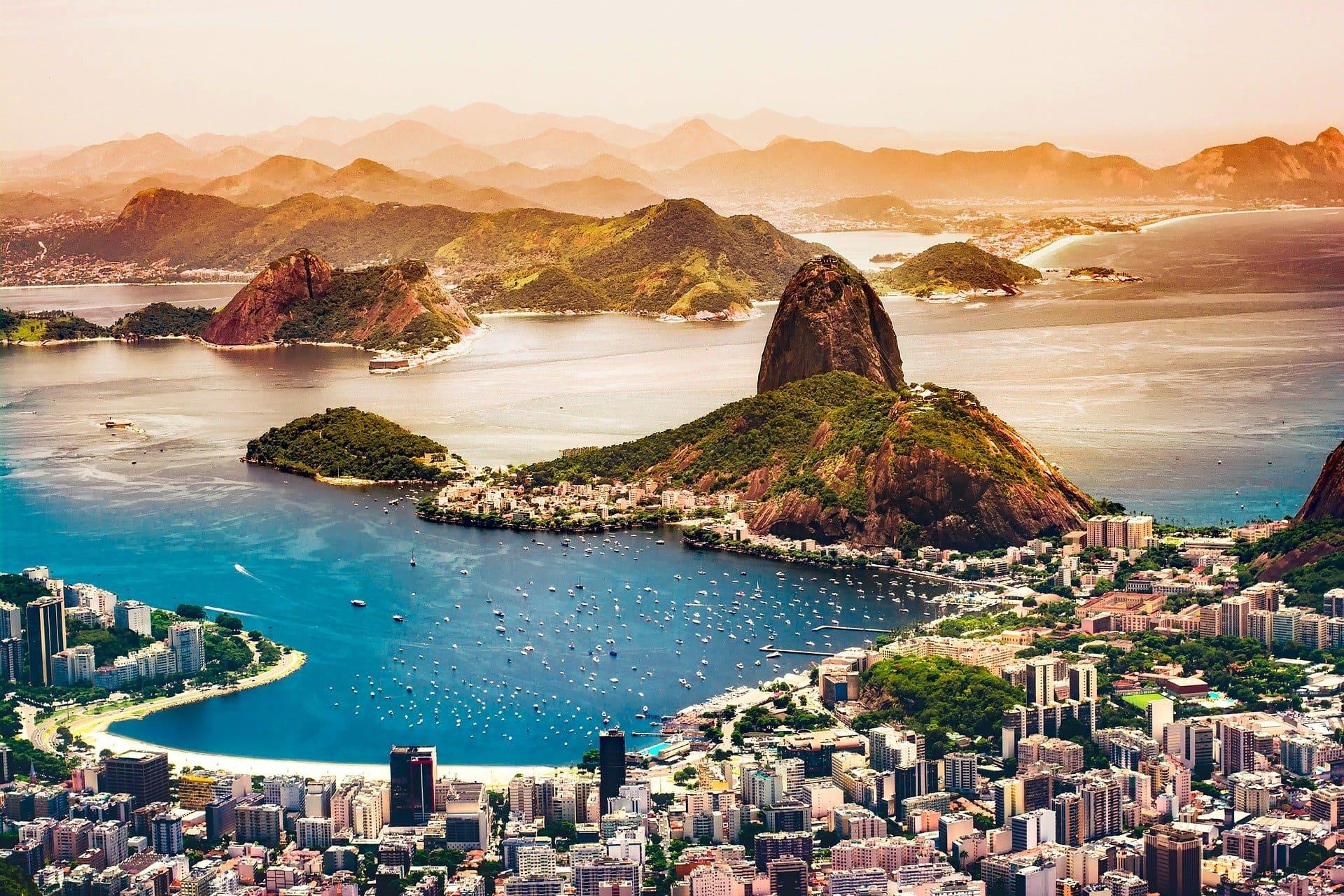 Bandeau Brésil