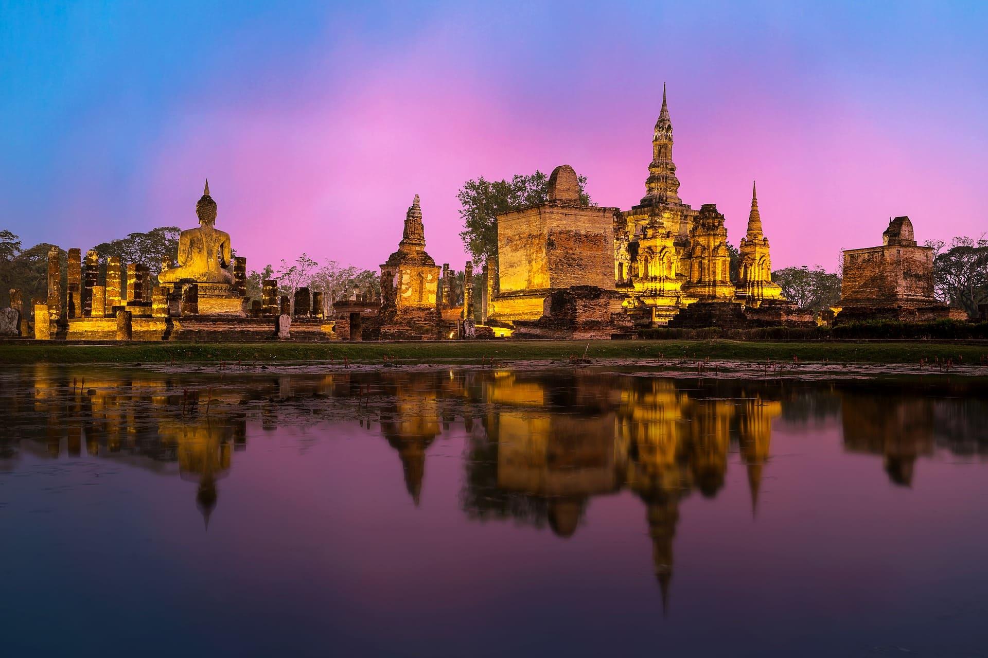 Bandeau Thaïlande