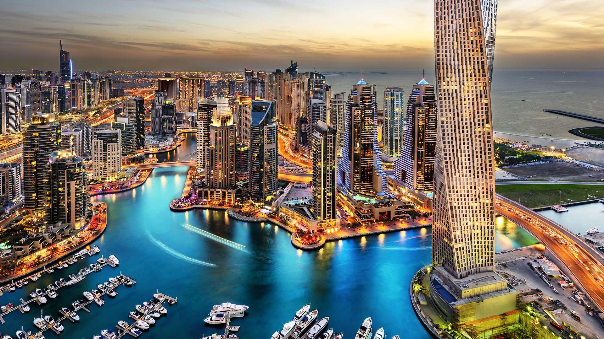 Bandeau Dubaï