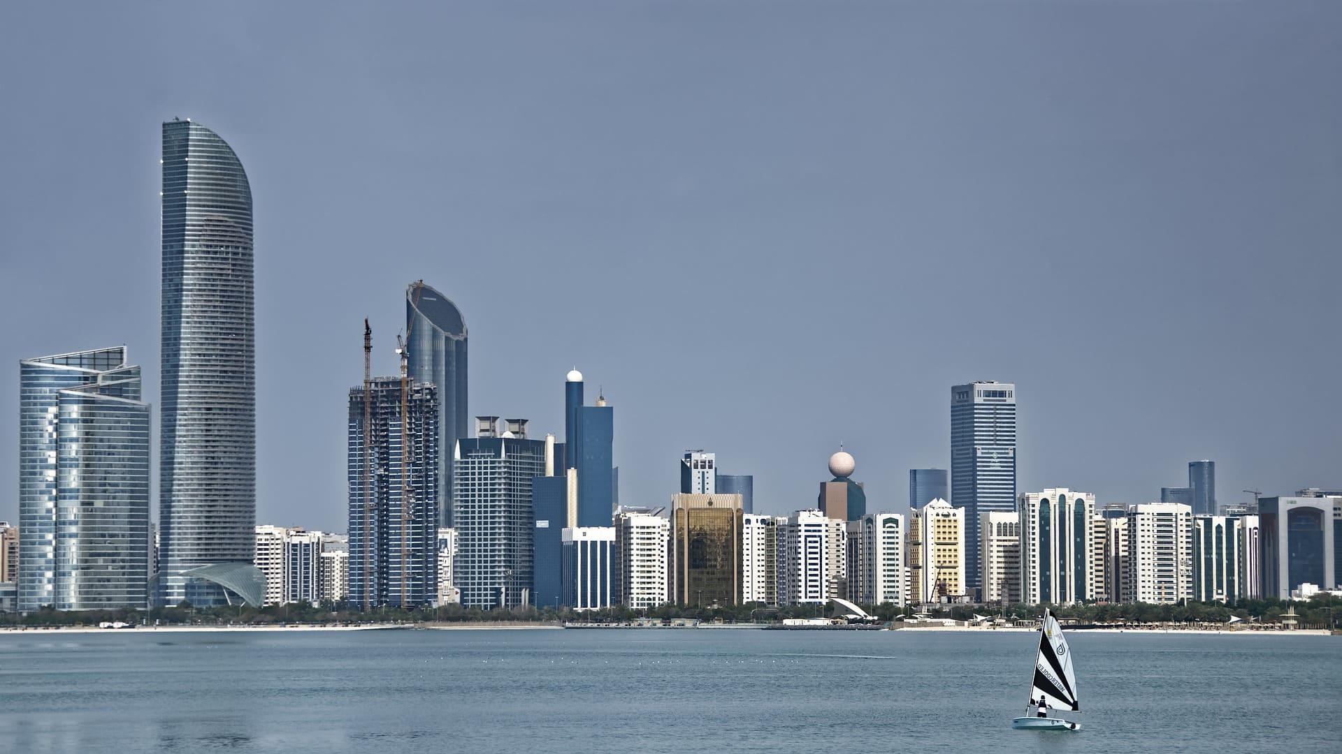 Bandeau Abu Dhabi